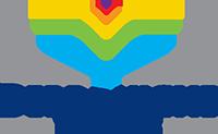 Groupe Derrouiche : Ensemble construisons l'avenir. Logo